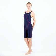 HXBY One Piece Training Swimwear Sexy Competitive Triatlon BodyBuilding Swimsuit Sports Racing Professional Wide Strap