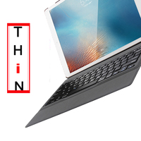 Slim Keyboard Case for iPad 5th 6th Generation 2017 2018 9.7 Pro 10.5 11 Air 10.5 2019 Air 1 2 3 Mini 1 2 3 4 5 Cover Funda Capa