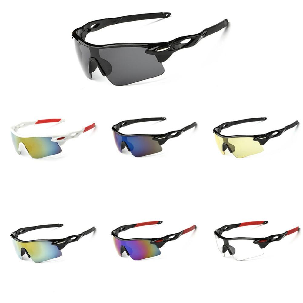664f9dee123 Outdoor Sport Cycling Eyewear Unisex Windproof Cycling Sunglasses Light  Rainproof Bicycle Eyewear UV400 Bicycle Riding Glasses