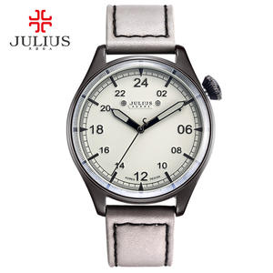 Best Top Business Dress Watches Leather Strap Wrist Watch Brands