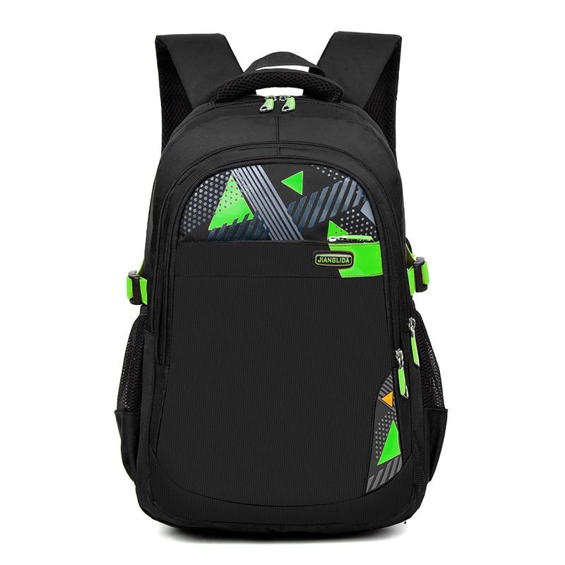 2019 Waterproof School Backpacks Boys Kids Schoolbags Kids Travel Backpack Children School Bags Back Packs Mochila Infantil