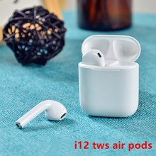 Get more info on the i12 tws bluetooth earphones wireless bluetooth 5.0 Wireless bluetooth earbuds In ear Touch control headphones with mic For pc