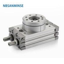 MSQ 1-A Oscillating Cylinder Ningbo SANMINSE Cylinder cy1l 10 0 100 rodless cylinder ningbo sanminse cylinder