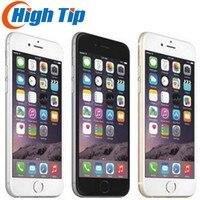 Разблокирована оригинальный Apple iPhone 6 Plus LTE 5,5 ''ips 8MP двухъядерный мобильный телефон GSM 16 ГБ 64 ГБ 128 ГБ Встроенная память iOS используется Cellp отто