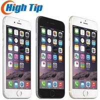 Разблокированный оригинальный Смартфон Apple iPhone 6 plus LTE 5,5 ''ips 8MP двухъядерный мобильный телефон GSM 16 ГБ 64 ГБ бывший в употреблении телефон на iOS