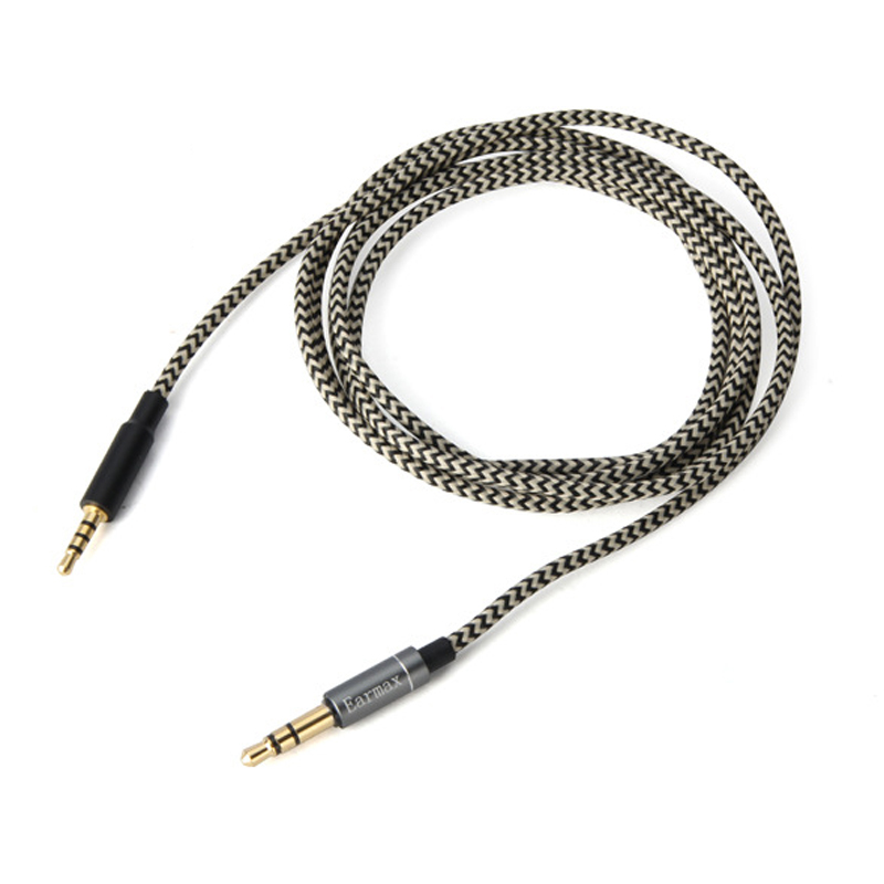 Replacement Audio Cable for AKG Y40 Y45BT Y50 Y50BT K545 Headphones Headset Upgraded Cables Cords 3.5mm To 2.5mm image