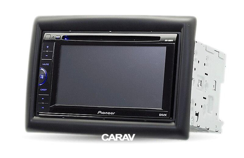 CARAV 11-151 2Din Marco Adaptador Instalacion Radio RENAULT Megane II 2002-2009