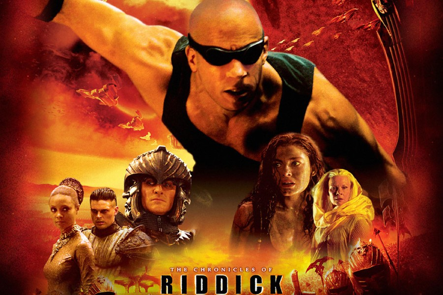 The Chronicles Of Riddick Film Series