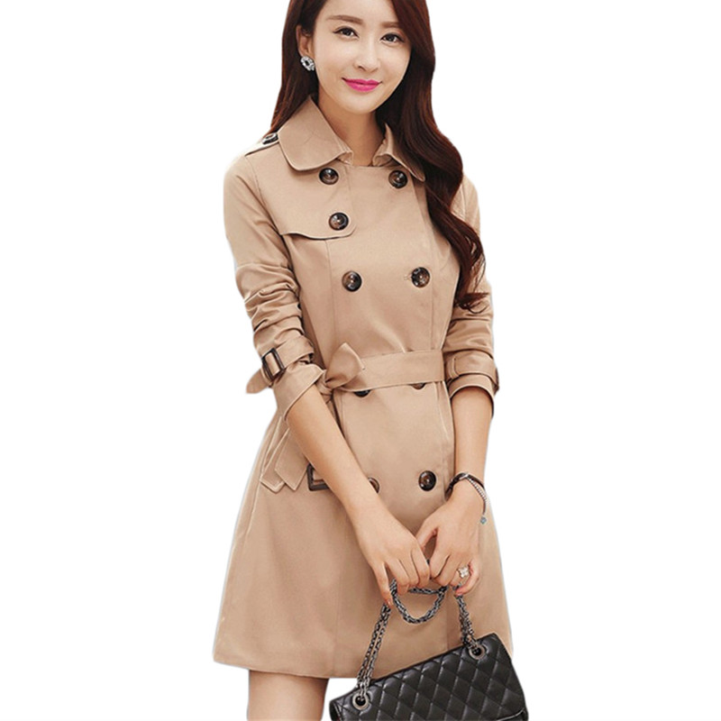 Petite Trench Coat Promotion-Shop for Promotional Petite Trench ...