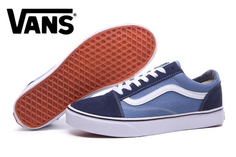 83ab091ac767 vans OLD SKOOL Classic Womens Sneakers shoes