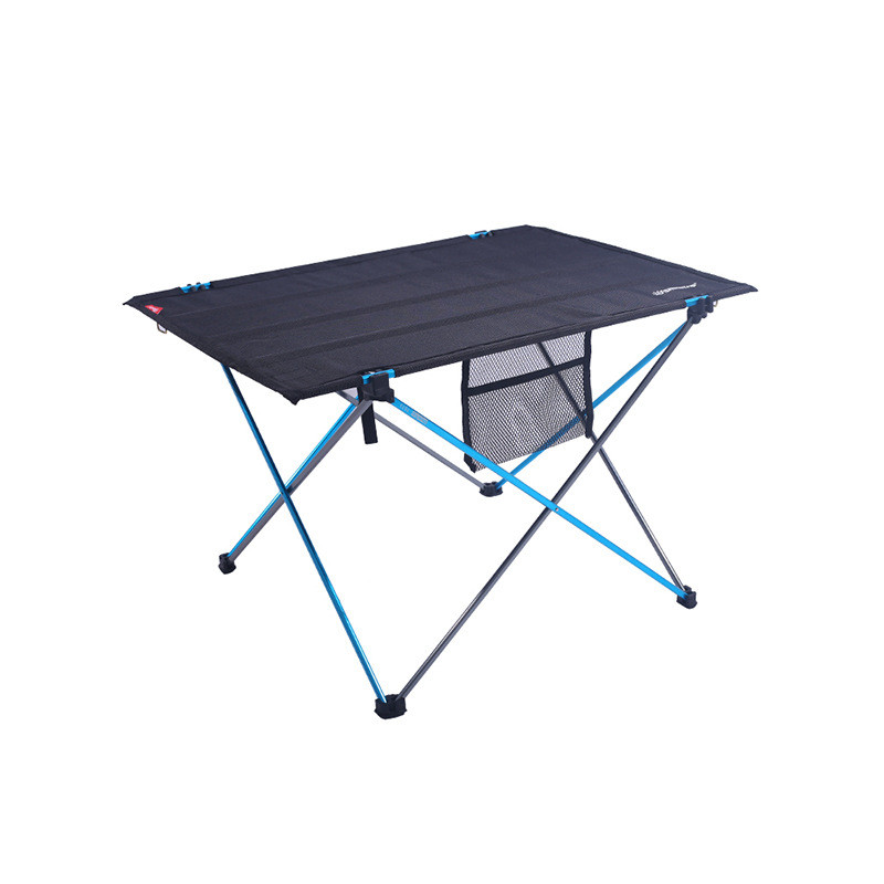 Outdoor Multi-purpose Camping Portable Folding Thickening Travel Leisure Stall Barbecue Foldable Table