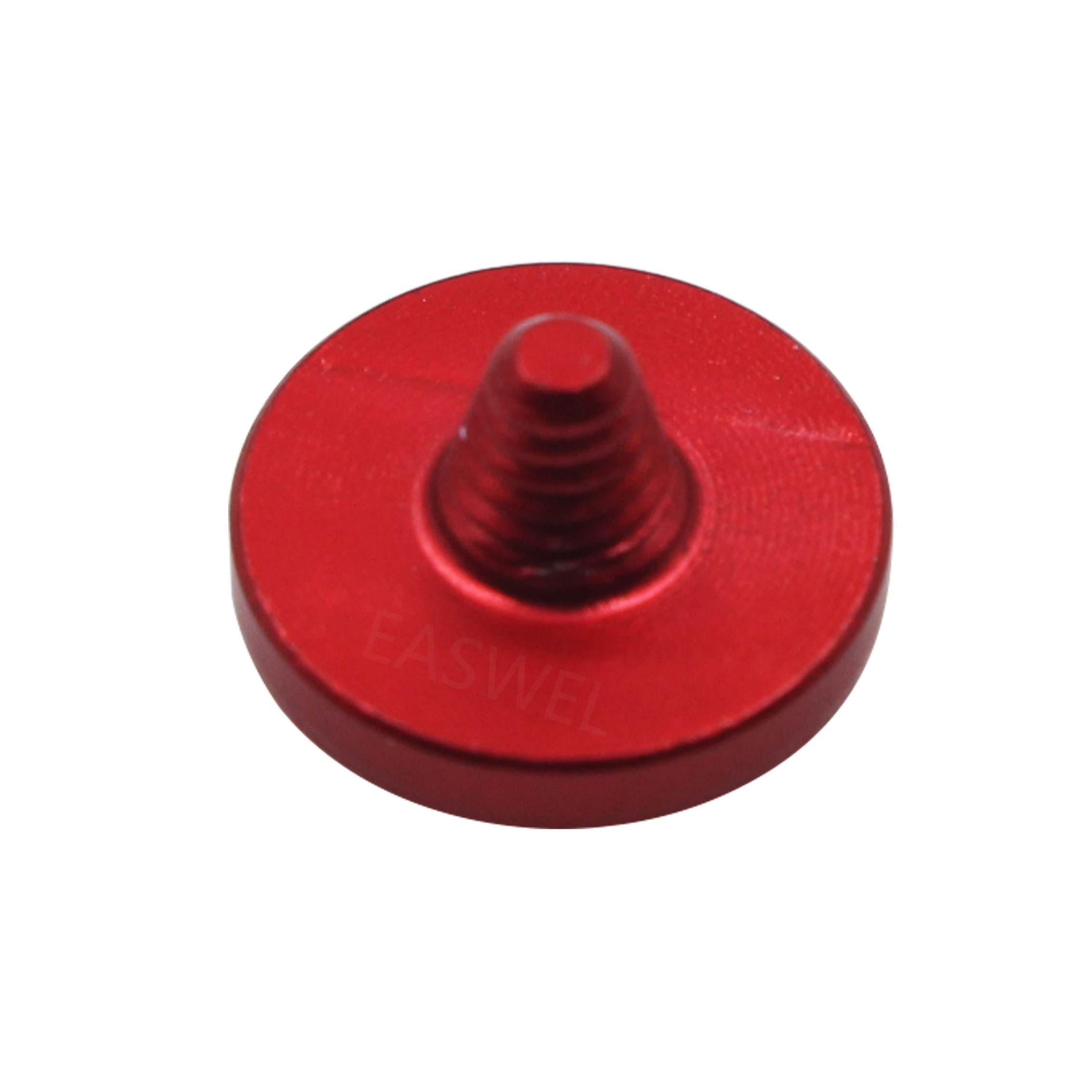 Red Concave Convex Flat Release Shutter Button for Leica Fujifilm X100 x100s x10 x20 X-Pro1 m3 m6 m8 m9 x-e1 x-e2 Camera