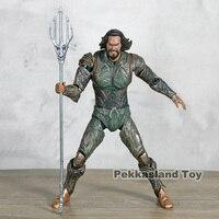 DC Justice League Super Hero Aquaman DAH 007 PVC Action Figure Toy Doll Christmas Gift for Kids