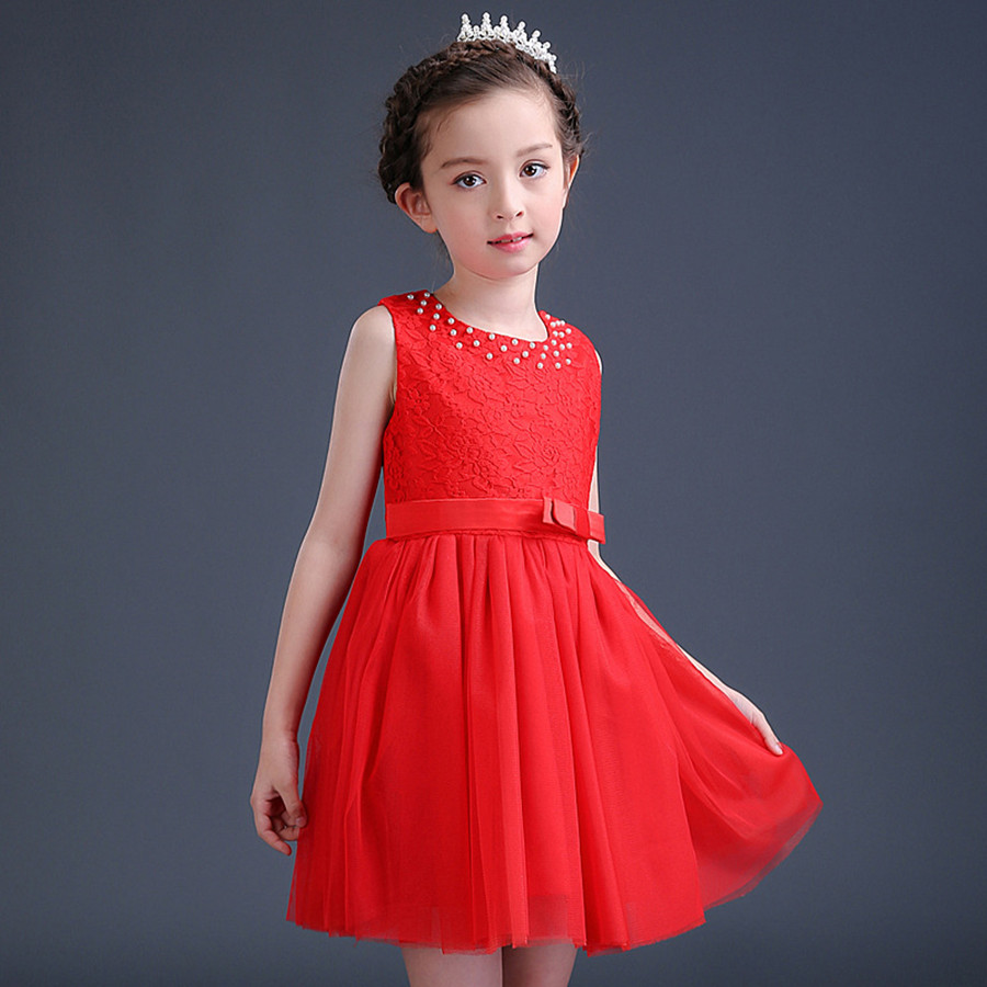 Girls pageant dresses formal kids wedding dresses voile lace girls pageant dresses formal kids wedding dresses voile lace fashion red princess pearl dresses for children girls evening gowns in dresses from mother ombrellifo Gallery