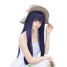 HSIU Ruri Gokoru  KuroNeko Cosplay Wig List of Oreimo episodes Costume Play Wigs Halloween Costumes Hair