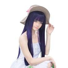 HSIU Ruri Gokoru KuroNeko פאת קוספליי רשימה של oreimo פרקים תלבושות לשחק פאות ליל כל הקדושים תלבושות שיער
