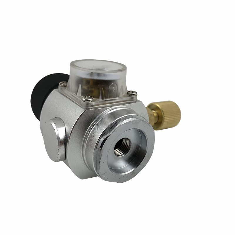 Homebrew CO2 Mini Gas Regulator 30PSI with 38 thread For Beer Brewing (5)