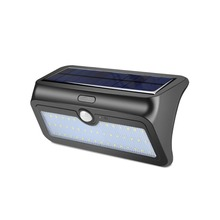 Wide Angle LED Solar Lamp Outdoor Motion Sensor 46 LEDS Sun Powered Motion Sensor lampada Solar Light For Yard, Garden, Pathway