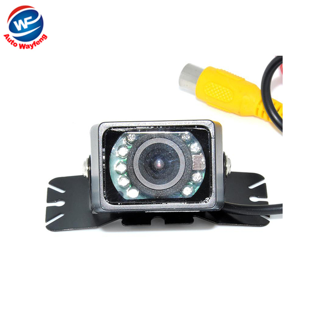 Car CCD HD 9 LED Auto Parking Rearview Wide Angle Waterproof Camera HD CCD Car Rear View Camera Reverse backup Camera