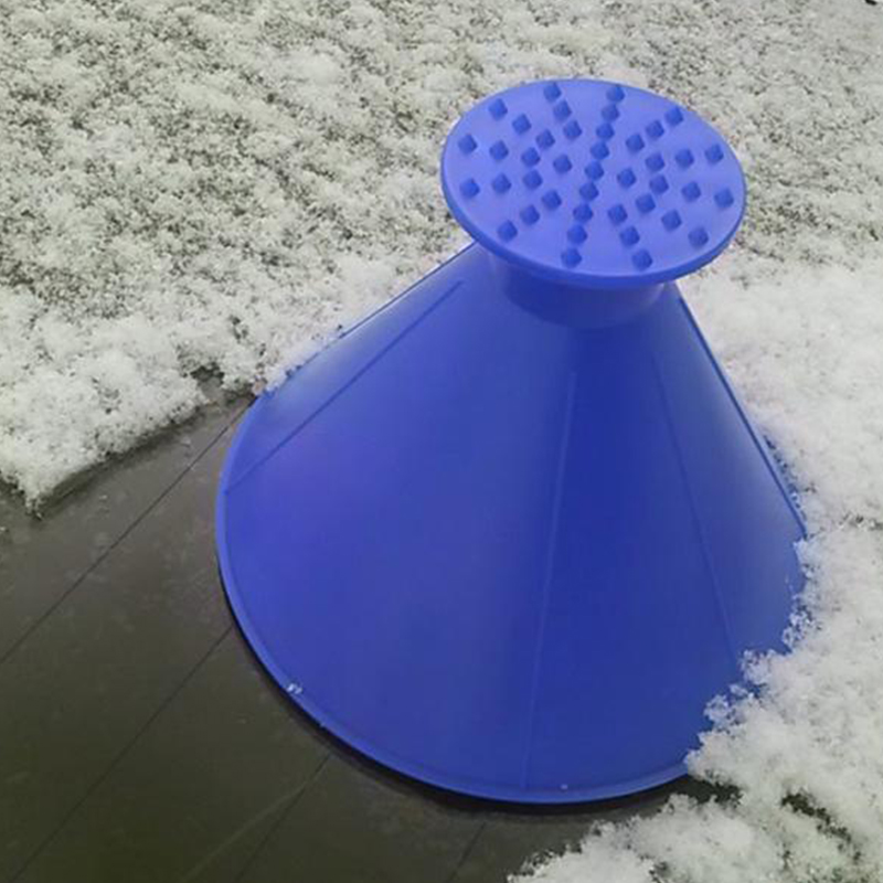 World S Best Ice Scraper For Car Ice Shield For Windshield Scrapes