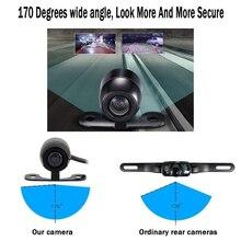Car Parking Reverse Camera