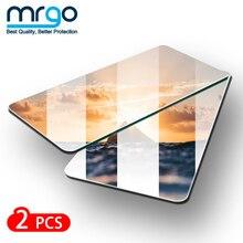 2 قطعة زجاج لهواوي P الذكية 2019 واقي للشاشة الزجاجية 2.5D على الهاتف واقية زجاج حماية مقسى لهواوي P الذكية