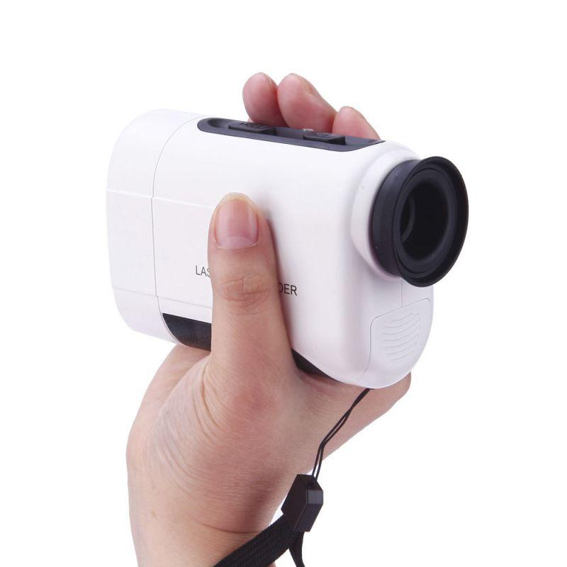 2017 Handheld Monocular Laser Rangefinder Telescope Laser Distance Meter Golf Range Finder binocular Golf Hunting telescopi цена и фото