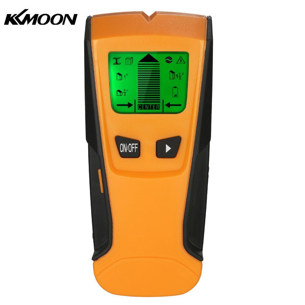 kkmoon 3 in1 metal detectors stud center finder metal and wiring wall sensor Wall Moisture Tester