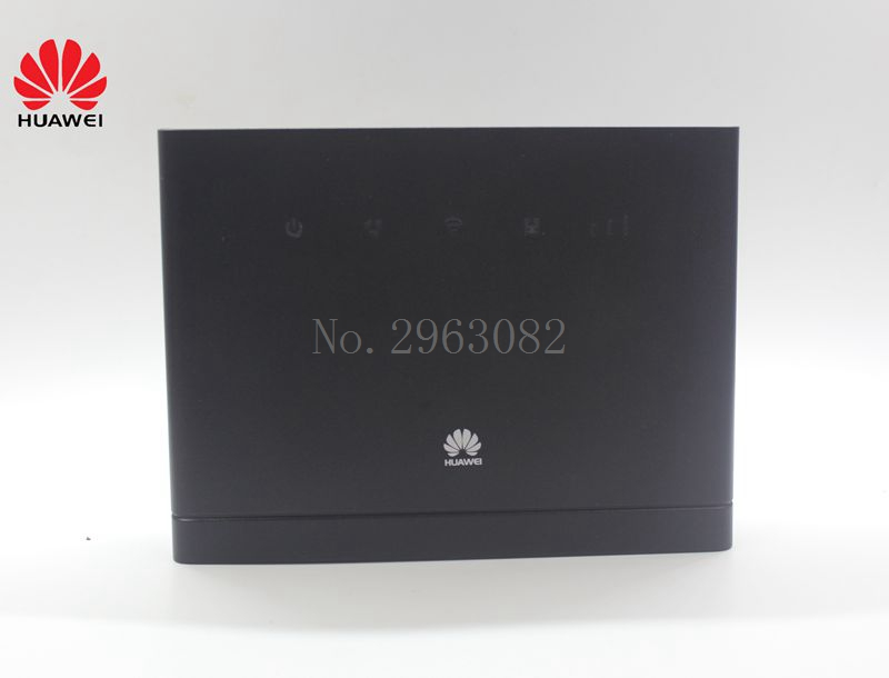 Unlocked Huawei B315 B315s-22 150Mbps 4G LTE CPE WIFI ROUTER Modem with Sim Card Slot Up to 32 Devices