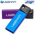 LEIZHAN USB Flash Drive Металла Водонепроницаемая USB Флэш-Накопитель 8 ГБ 16 ГБ 32 ГБ 64 ГБ Pendrive USB 3.0 Memory Stick U Stick Устройства Хранения Данных