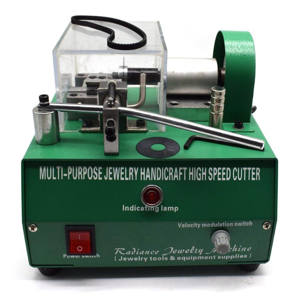 Multi-purpose Mini Cutting Machine Cutter Jewelry Handicraft Small Material and Metal Processing Miniature Cutter Goldsmith