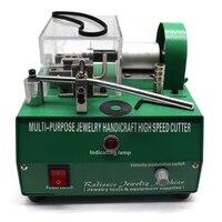 Multi purpose Mini Cutting Machine Cutter Jewelry Handicraft Small Material and Metal Processing Miniature Cutter Goldsmith