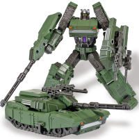 NEW Transformation Anime Series Action Figure Toys 4 Size Robot Truck Alloy Class Trolls Model Anime