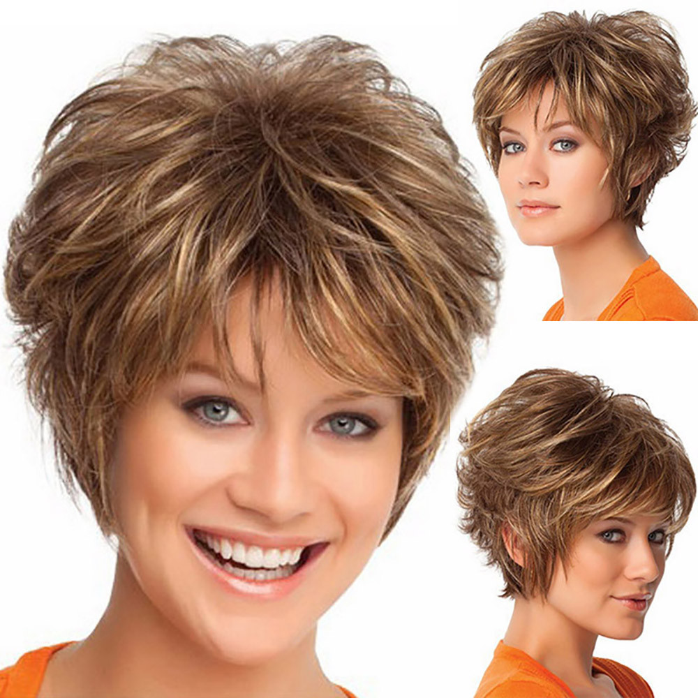 ٩(^‿^)۶ New! Perfect quality short haircuts for women curly hair and get  free shipping - fecn5ma7