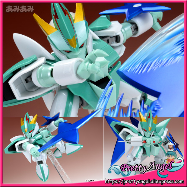 Japan Anime Original Bandai Tamashii Nations Robot Spirits No.166 Mashin Hero Wataru Action Figure - Genoumaru