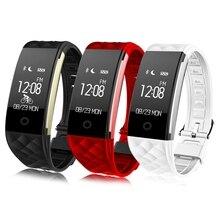 D'origine Professionnelle S2 Smart Watch Herat Taux Moniteur GPS IP67 étanche Smartwatch Pour Android 4.3/iOS 7.0 Ou Ci-dessus téléphone
