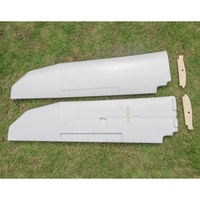 Sem As asas de Skywalker Skywalker Fuselagem 1880mm asas branco 1880 pode ser compatível com qualquer versão do Skywalker aviões|Fuselagens|Eletrônicos -