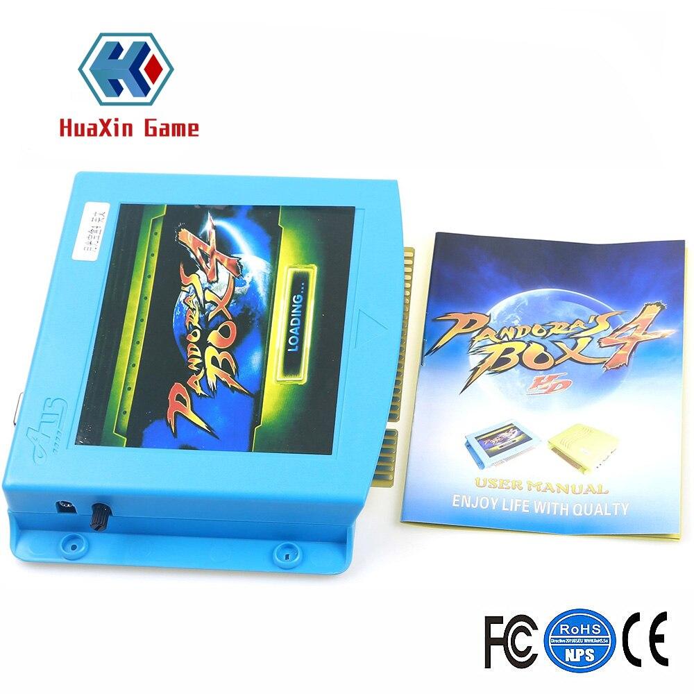 Pandoras Box 4 645 In 1 Arcade Game JAMMA PCB Horizontal Arcade Multigame BoardPandoras Box 4 645 In 1 Arcade Game JAMMA PCB Horizontal Arcade Multigame Board
