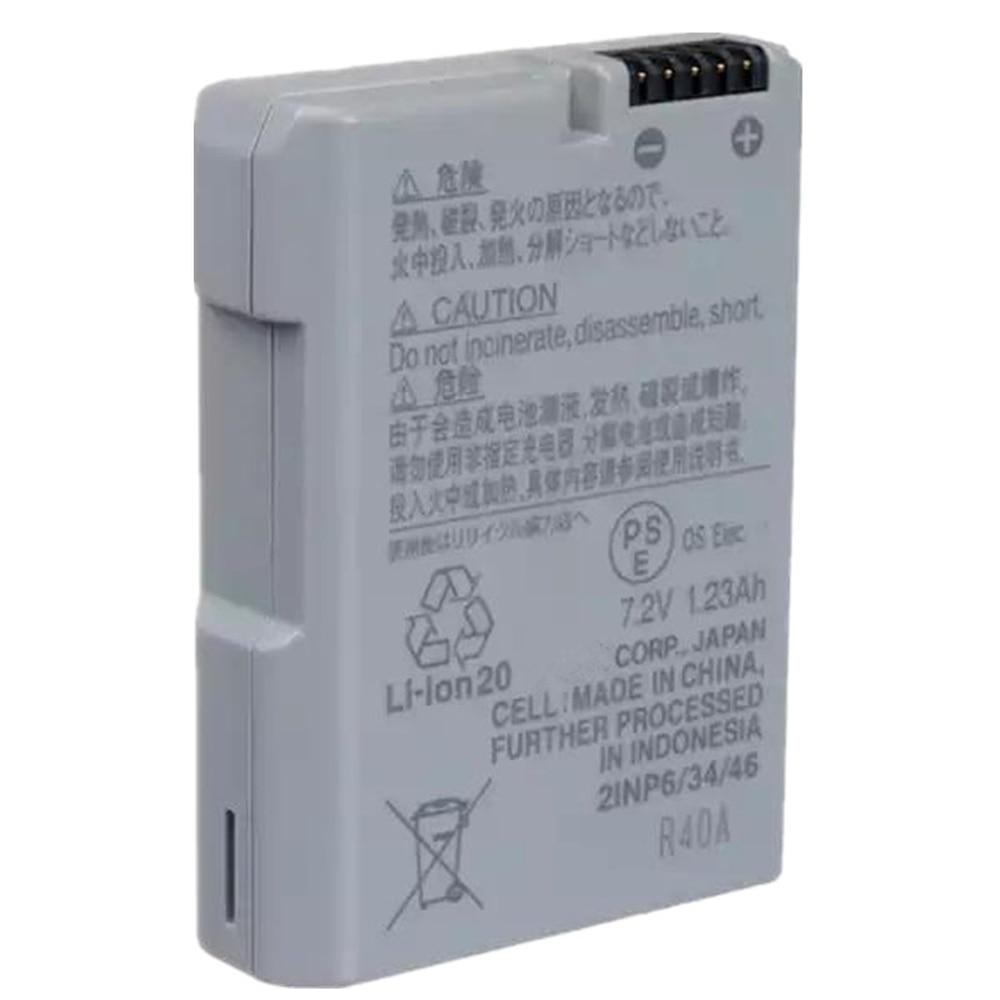 EN-EL14a es EL14a baterías de litio paquete ENEL14a de batería de la cámara Digital Nikon D5600 D5300 D5200 D3200 D3400 D5100 D3100