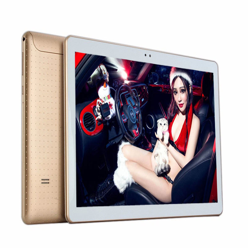 BMXC10.1 inch MTK8752 Octa Core 3G WCDMA smartphone Tablet pc 4G RAM 32G ROM 1280*800 HD Android 7.0 WIFI bluetooth GPS tablets