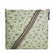 2016 mode neu kommen A4 notebook taschen pad umhängetasche bunte messenger bags vogel umhängetaschen 8 arten von farbe leinwand