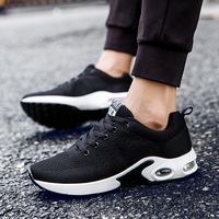 Mens נעלי ריצת 3 צבעים חיצוני ספורט סניקרס נושם אוויר mesh חיצוני אתלטי ריצה זכר מאמני נעליים 2017
