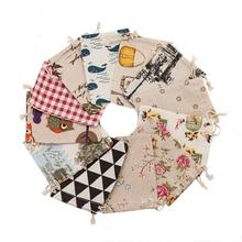 Bracelets-Holder Drawstring Jute Packaging-Organizer Gift-Bags Jewelry Linen Wedding-Candy