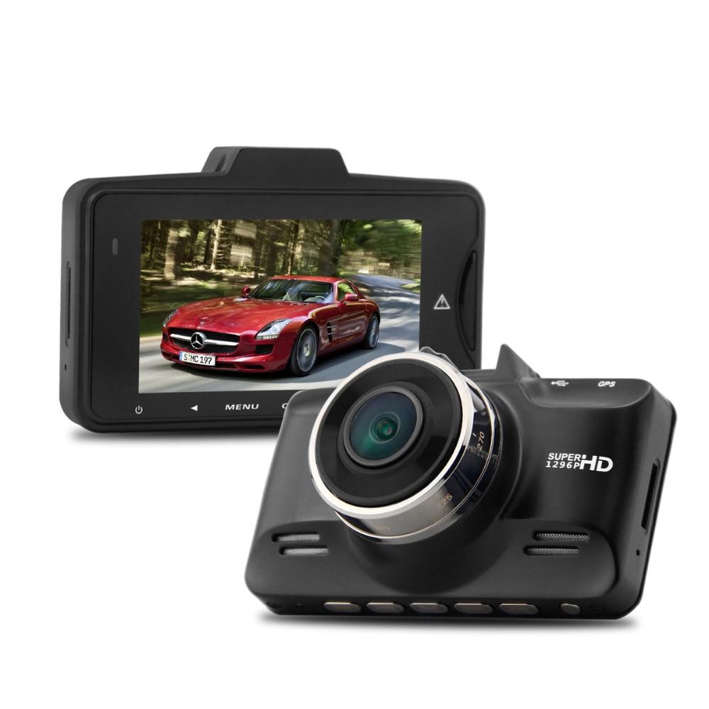 XYCING Ambarella A7LA70 GS98C Auto DVR GPS Logger 1296P Full HD 2.7 - Electrónica del Automóvil - foto 1