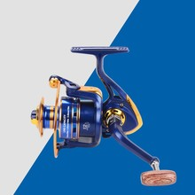 Battlesea 13+1BB Spinning Fishing Reel Metal XS1000-7000 Series Tackle