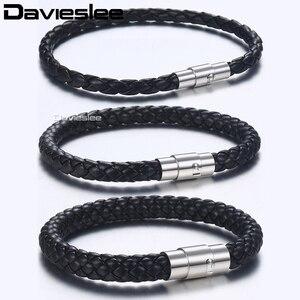 Davieslee Mens Bracelet Brown