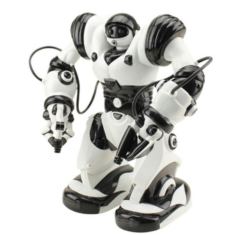 Big Toy Robot RC Remote Control Robot  Speak & Dancing Action Figure RC Robot Control Robot Toy For Boy Toy 84056 original jjrc r2 r11 rc robot singing dancing cady wida intelligent gesture control robots toy action figure for children toys