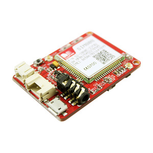Image 2 - Elecrow crowtail sim808 모듈 gprs gsm gps 개발 보드 3.7 v 리튬 배터리가 장착 된 gsm 및 gps 2 in one 기능 모듈
