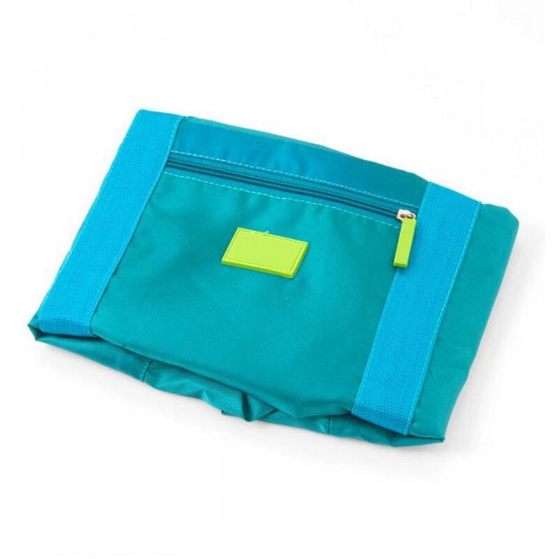 INHO CHANCY! Vikbar bärbar resväska nylon vattentät Resväskor - Väskor för bagage och resor - Foto 6