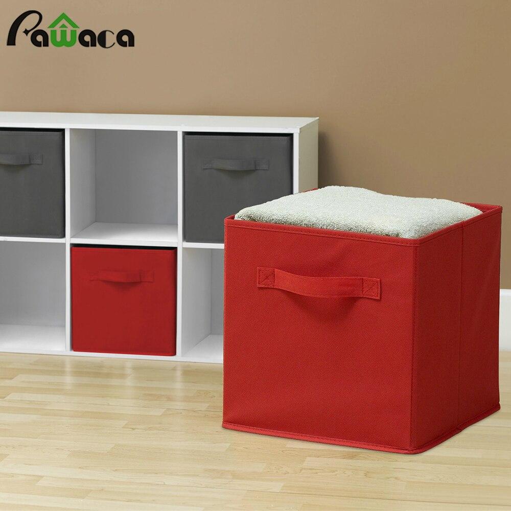Hause Modische Dekorative Kleinigkeiten Aufbewahrungsbox Faltbare ...